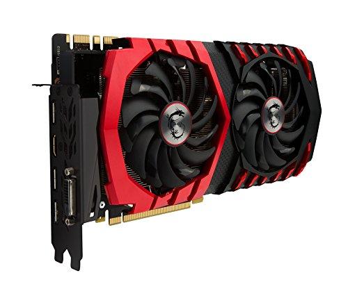 『MSI GeForce GTX 1070 GAMING X 8G 『Twin Frozr VI/OCモデル』 グラフィックスボード VD6072』の1枚目の画像