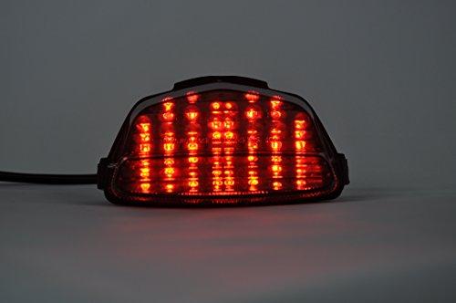 Sequesntial CBR1000RR Feu arrière LED avec clignotants intégrés pour Honda 2008-2017