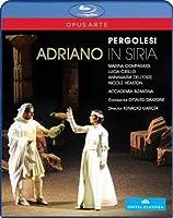 歌劇『シリアのアドリアーノ』全曲 I.ガルシア演出、ダントーネ&アカデミア・ビザンティーナ、コンパラート、チリッロ、他(2010 ステレオ)