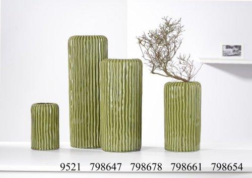 Ritzenhoff & Breker Vase Yana grün Größe Vase 22 cm Yana grün