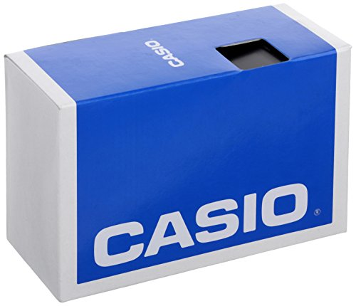 Casio watches Casio Men's Classic Quartz Watch with Resin Strap, Black,