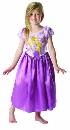 Rubie's-déguisement officiel - Disney- Déguisement Costume Classique Raiponce - Taille L 7-8 ans- I-881859L