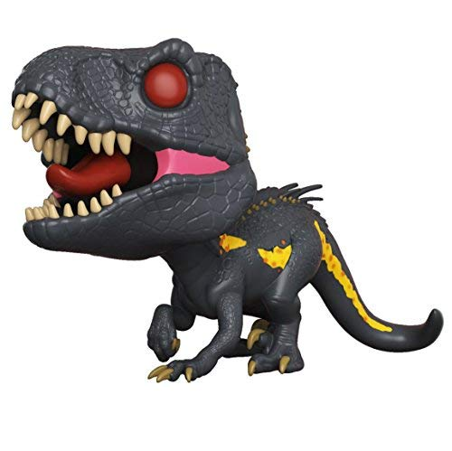 Funko 30984 S1 Indoraptor Actionfigur Jurassic World 2-Bad Dinosaur, Multi, Standard