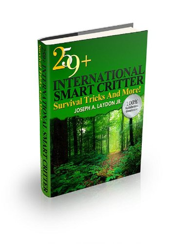 259+ International Smart Critter Survival Tricks And More! (English Edition)