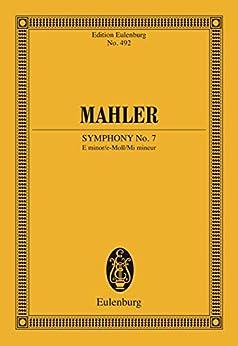 Symphony No. 7 E minor (Eulenburg Studienpartituren) (English Edition)
