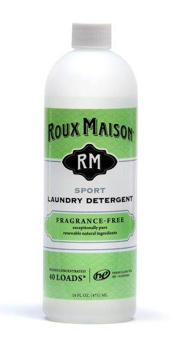 Roux Maison Sport Liquid High Efficiency Laundry Detergent 16 oz - Fragrance Free
