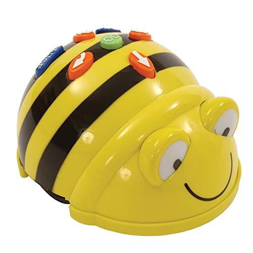 TTS Bee-Bot Programmable Floor Robot – New Intelligent Coding Robot for Kids, STEM Learning Toy &...
