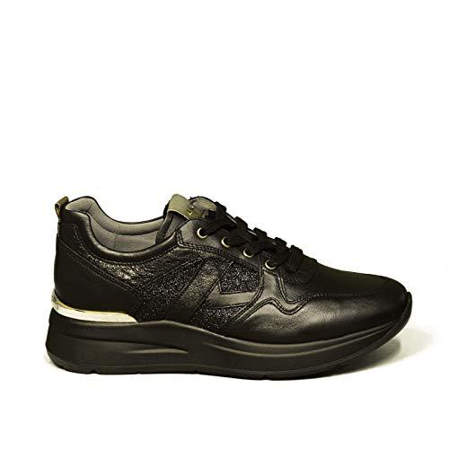 Nero Giardini A908893D Sneakers Donna Nero 38