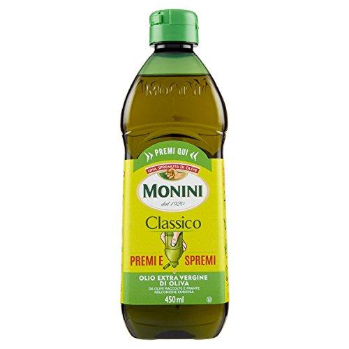 Monini Olio Extra Vergine Classico Premi e Spremi - 450 ml