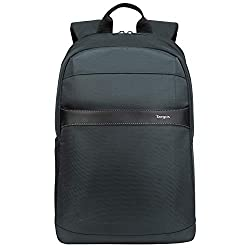 """Dedicated laptop compartment with multi-fit cradle fits up to 15.6"""" Ample space for convenient storage Padded back panel for support and comfort Adjustable and ergonomic padded shoulder straps Easy access front zippered pocket Metallic logo zippered ..."""