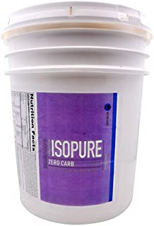 Nature's Best Isopure, Vanilla, 20 Pound