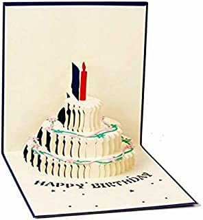 3D Pop up Birthday Gift Greeting Card