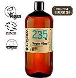 Naissance Huile Végétale de Neem Vierge (n° 235) - 1 litre - 100% pure et...