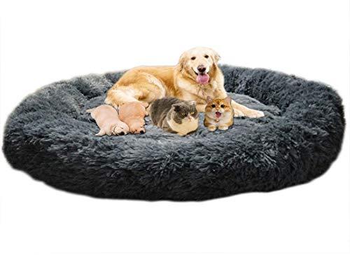 DUCHEN Puppy Love Panier Chien Anti Stress XXXL,Tapis...