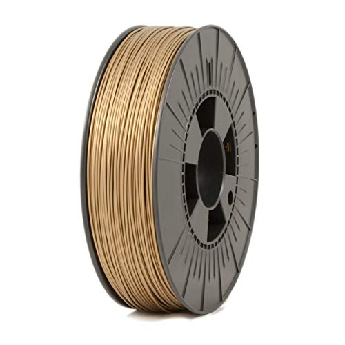 ICE Filaments ICEFIL1PLA107 PLA filamento, 1.75mm, 0.75 kg, Groovy Gold