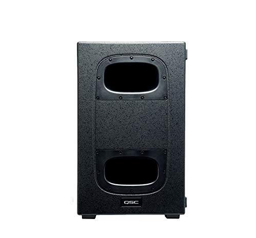 Review Of QSC KS212C Active Dual 12 Cardioid Subwoofer (Renewed)