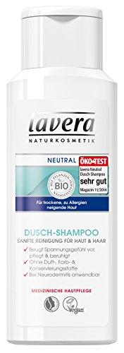 lavera Neutral Dusch Shampoo - Haut & Haar, 200ml