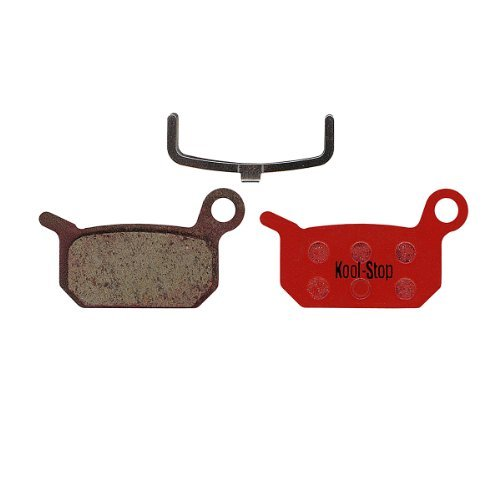 KOOL STOP K-S Formula D310 DVD Camcorder (3CCD Refills Brake Pads, Red by Kool Stop