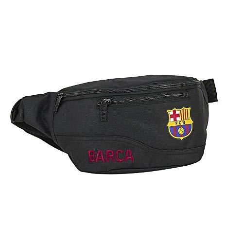 Barcelona FC Riñonera para Niños, Bolso para Niños, Bolso de Fútbol, Diseño Ligero y Ajustable, Regalo para Niños y Adolescentes!