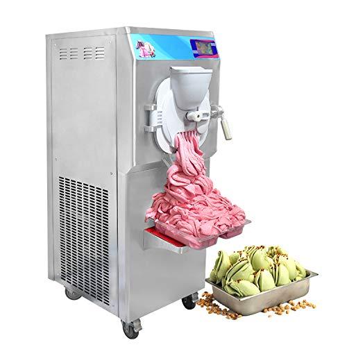 Kolice Commercial ETL Certificate Hard ice Cream Machine, Gelato ice Cream Machine, ice Cream Maker, Italy Design Extra Strong Door
