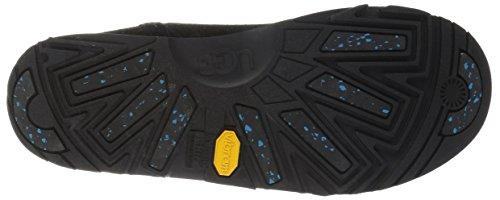 [アグ] シープスキンブーツ CLASSIC MINI WATERPROOF レディース ブラック 24 cm