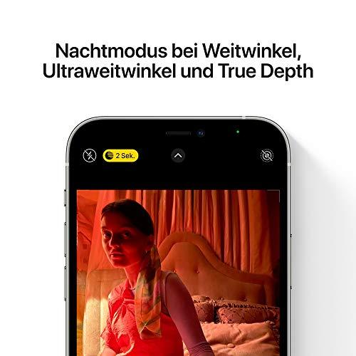 Neues Apple iPhone 12 Pro (512GB) - Silber - 6