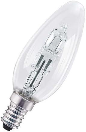 Osram Pro Classic B Halogen-Lamp, E14, Warm White, 30 W, Pack of 2