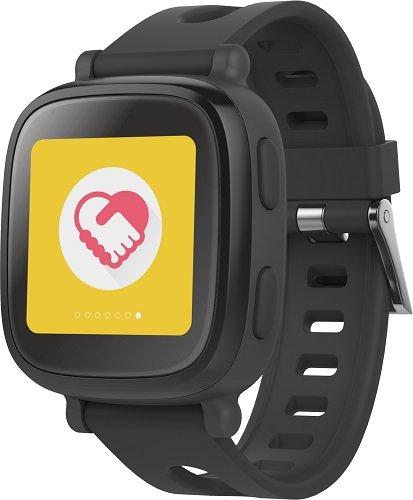 "Oaxis WatchPhone Reloj Inteligente Negro TFT 3,91 cm (1.54"") GPS (satélite) - Relojes Inteligentes (3,91 cm (1.54""), TFT, Pantalla táctil, GPS (satélite), 53 g, Negro)"