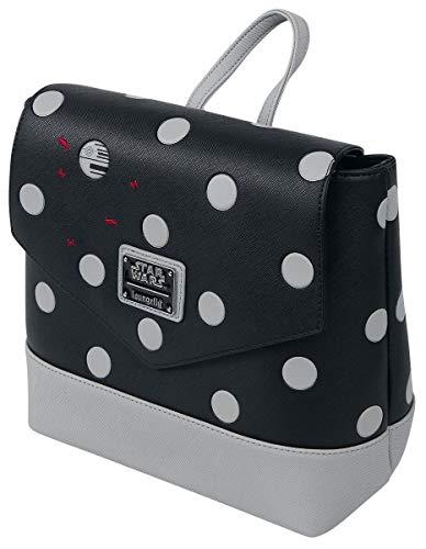 Official Star Wars Black Mini Backpack