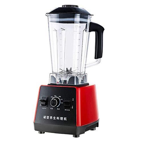 Licuadora Batidora, Licuadora Multifuncional 28000 RPM, Jarra Tritan sin BPA Ideal para licuadoras, Batidos, trituradoras de Hielo, Batidos, Frutas |Licuadora Jarra |7 velocidades |1200W Durable