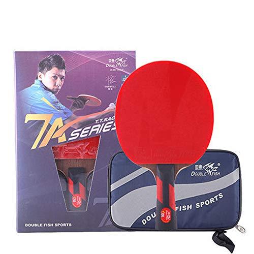 Check Out This WellingA Ping Pong Racket Seven Star Table Tennis Racket Professional Pingpong Racket...