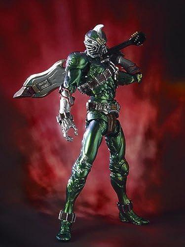 [THN & Hobby Japan limited] SIC Kamen Rider roar demon-maziora Farbe Ver.    SIC Imagination Works Ani-com 2007 Hong Kong Masked Rider TodGoldki Maziora Farbe Ver (japan import)