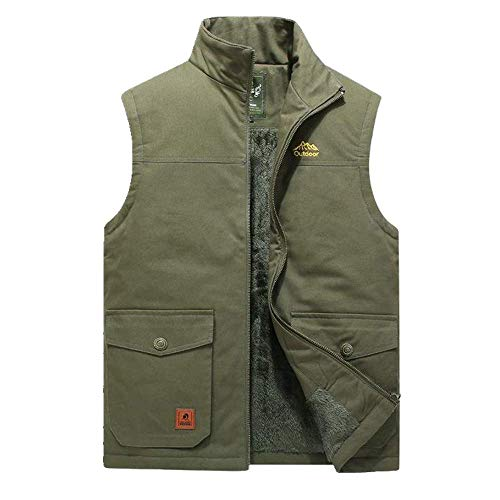 N\P Leisure Down Cotton Jacket Green