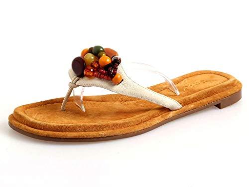 Unisa eleganter Zehentrenner Pantolette Damenschuhe Sommer Schuhe 2955