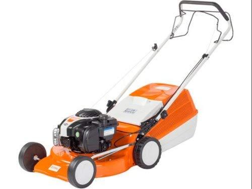 Stihl RM 253, 150 cc, 2,2 kW / 3,0 PS, 26 kg, handlicher Benzin-Rasenmäher mit 51 cm Schnittbreite, mit Schiebekorb, 55 Liter Grasfangkorb.
