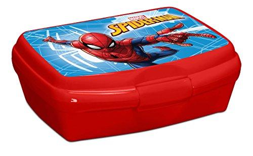 Boite à gouter Spiderman Marvel - Goûter Enfant École Rentrée - 372
