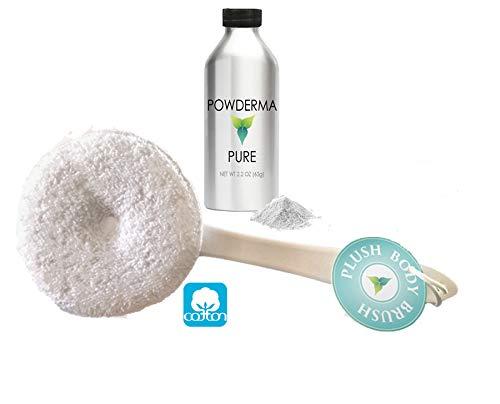 Back Acne Treatment By Powderma Buy Online In French Polynesia