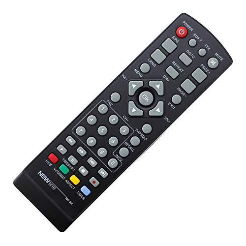 Original Fernbedienung Remote Control für NewLine HD22 Receiver - afstandsbediening, télécommande, Kumanda, Plug & Play