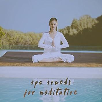 Spa Sounds For Meditation
