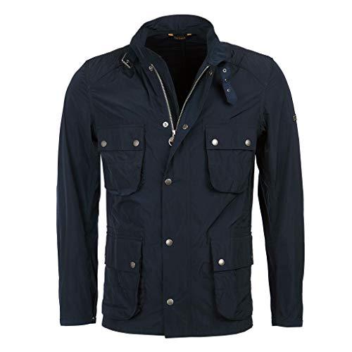 Barbour International - Chaqueta cortavientos azul Weir Casual Jacket