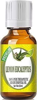 Lemon Eucalyptus Essential Oil - 100% Pure Therapeutic Grade Lemon Eucalyptus Oil - 30ml