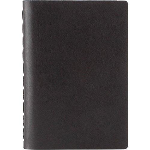 Ezra Arthur Small Notebook (Jet Black)