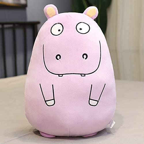 feimeifen Cartoon doll holding pillow cushion girl gift plush toys 70cm D