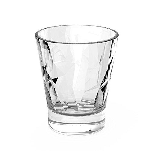 Bormioli Diamond Cestino Bicchieri, 3 pz, 3 unità