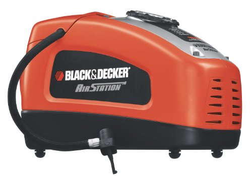 BLACK+DECKER ASI300 Air Station Inflator