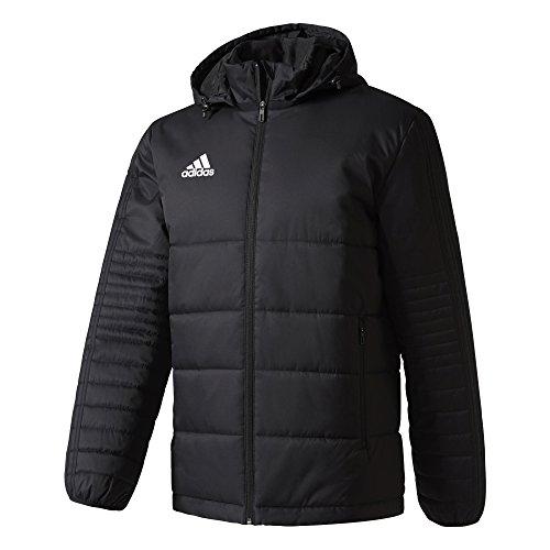 adidas Herren Tiro17 Jacket Winterjacke, Black/White, 2XL