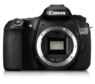 Canon EOS 60D 18 MP CMOS Digital SLR Camera Body Only (B0040JHVCC)   Amazon price tracker / tracking, Amazon price history charts, Amazon price watches, Amazon price drop alerts