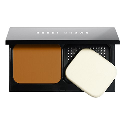 Bobbi Brown Skin Weightless Powder Foundation, shade=Warm Almond