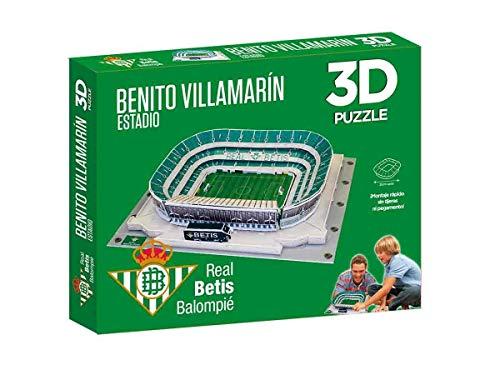 Eleven Force- Puzzle EST 3D Benito Villamarín (R. Betis) co