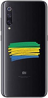 ZOKKO Cover for Xiaomi MI 9 Gabon Flag Design